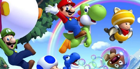 Have You Played Super Mario? Quiz