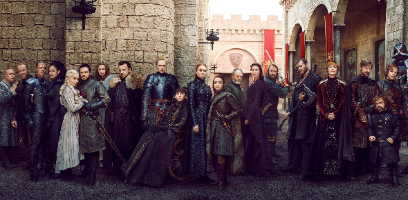 Which Game Of Thrones Character Are You? Please Enter Your Name Below: