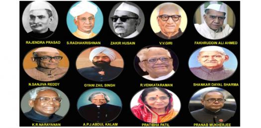 Quiz: Presidents Of The Republic Of India