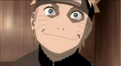 Naruto Making Weird Faces 8