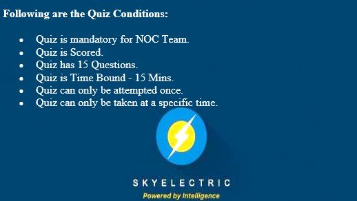 Noc Quiz # 2 (17-07-2020)