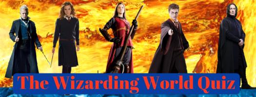 The Wizarding World Quiz.