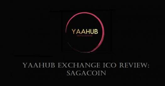 Yaahub Ico Review For Sagacoin