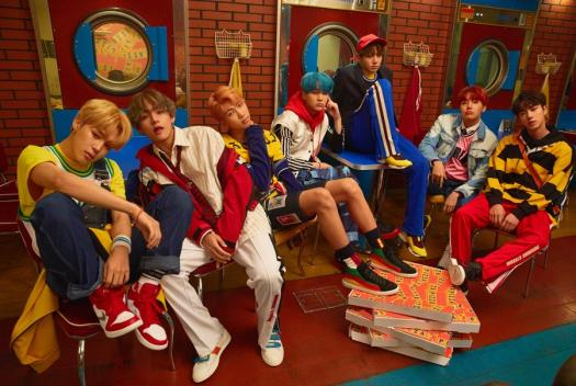 Which BTS Member Will You Meet First?