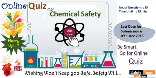 Chemical Safety Online Quiz