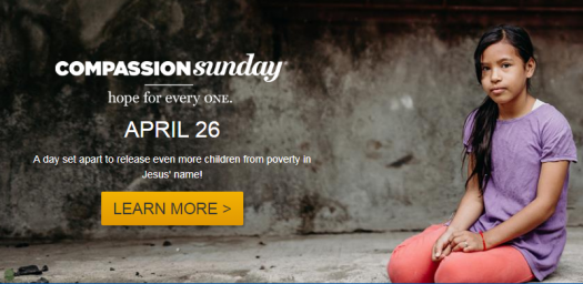 Compassion Sunday Review Questions