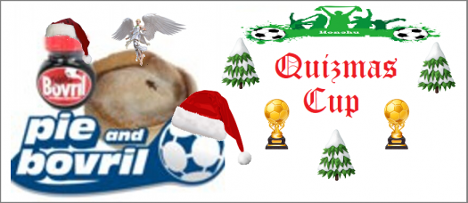 P+b Quizmas Cup - Round 1