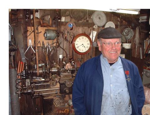 The Fred Dibnah Quiz