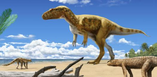 History Of Dinosaurs