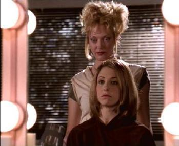 Which Buffy Hairstyle Are You?
