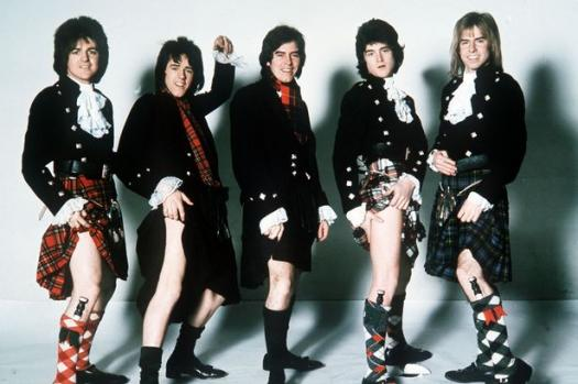 An interesting quiz on Bay City Rollers