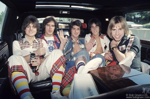 Famous Bay City Rollers Quiz
