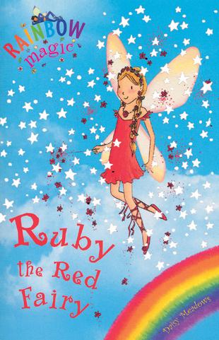 Which Rainbow Fairy Are You Actually?