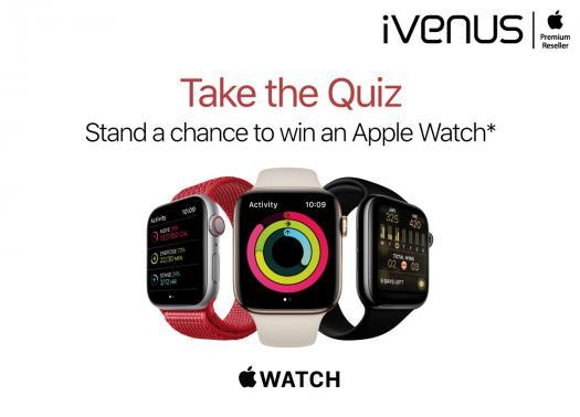Ivenus - Take The Quiz!