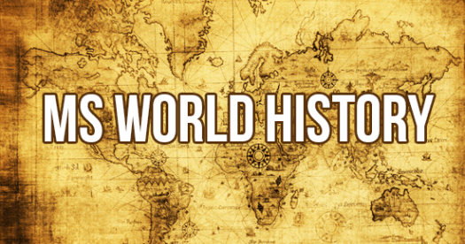 Test Your World History Knowledge: 6th Grade Quiz!