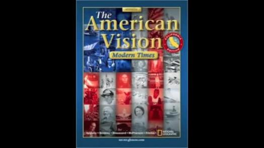 A Trivia Quiz On The American Vision Book!