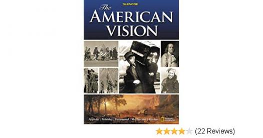 The American Vision Textbook Quiz!
