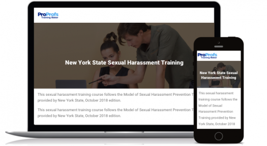 Online New York Sexual Harassment Training Course