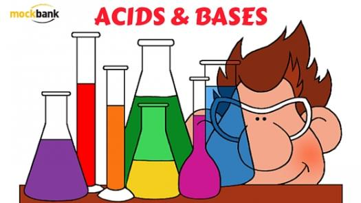 Chemistry Quiz On Acids And Bases!