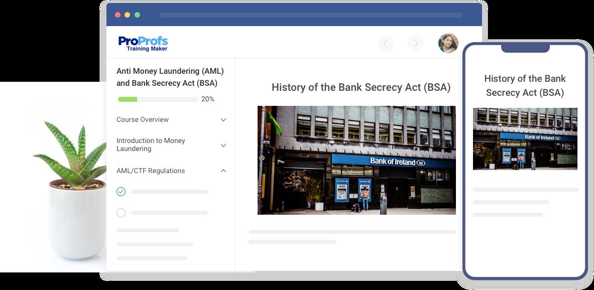 Anti Money Laundering | Bank Secrecy Act Training Course