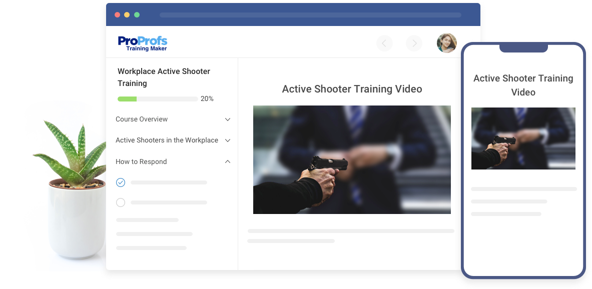 Workplace Active Shooter Training