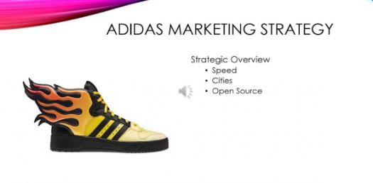 Marketing Strategy Of Adidas! Trivia Question