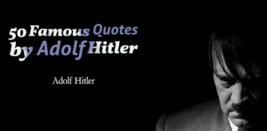 Learn About Adolf Hitler