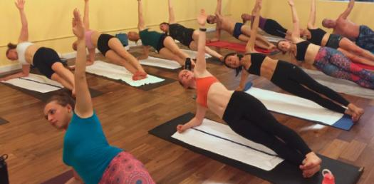 Hot Yoga or Hot Pilates? Personality Test