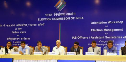What Do You Know About Election Commission Of India? Quiz