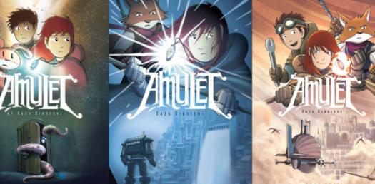 Which Amulet Character Are You?