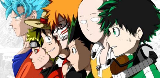 Qué Personaje De Anime Eres Proprofs Quiz