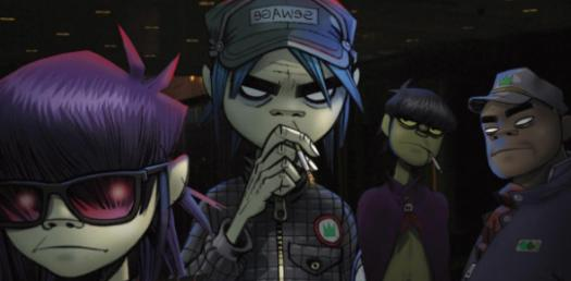 What Gorillaz Song Are You?
