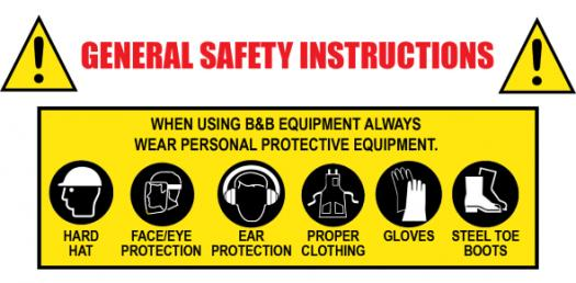General Safety Quiz: Job And Shop Rules! Trivia