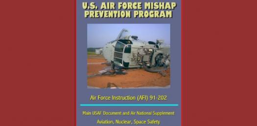 Purpose Of The Mishap Prevention Program Quiz