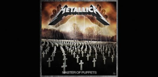 Master Of Puppets Album