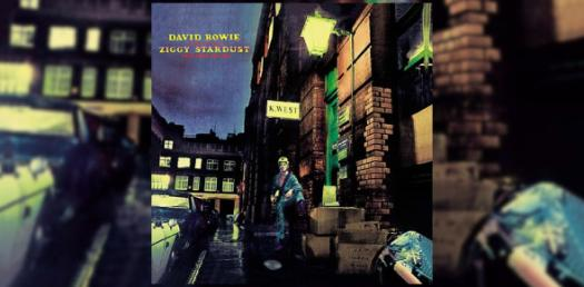 The Rise And Fall Of Ziggy Stardust And The Spiders From Mars Album Quiz