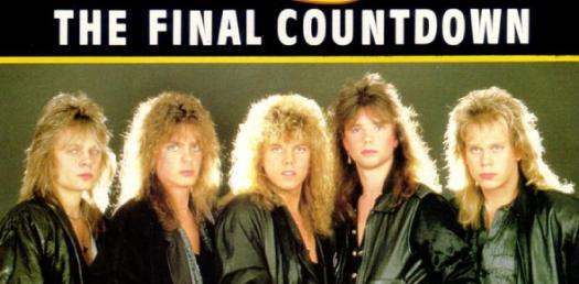 The Final Countdown Lyrics