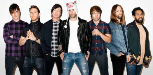 Maroon 5 Hands All Over Tracklisting