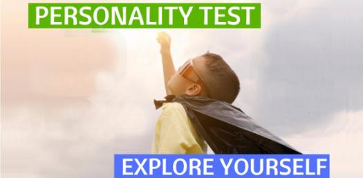 Explore Yourself! Personality Test