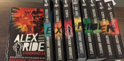 The Ultimate Trivia Quiz On Alex Rider Novel!