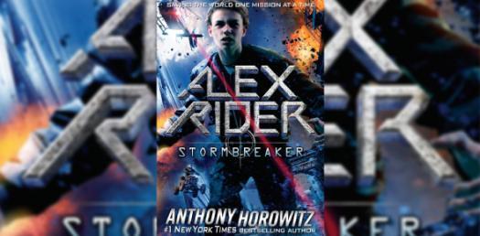 A Trivia Quiz On Alex Rider Novel!