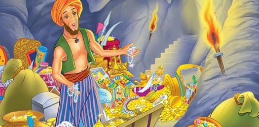 How Much Do You Know About Ali Baba And The Forty Thieves Story?