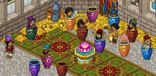 Ali Baba And The Forty Thieves Trivia Questions! A Quiz