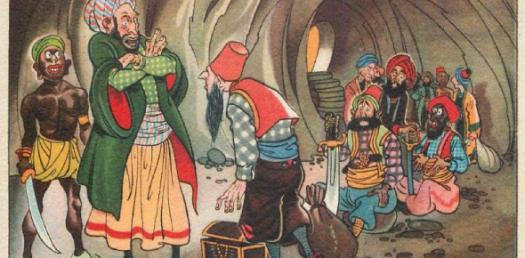 How Well Do You Know Ali Baba And The Forty Thieves Character?