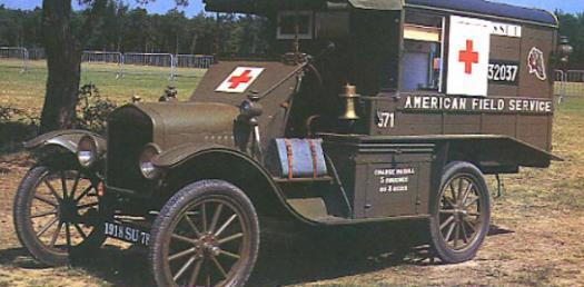 Are You Well Aware Of The History Of Ambulance?