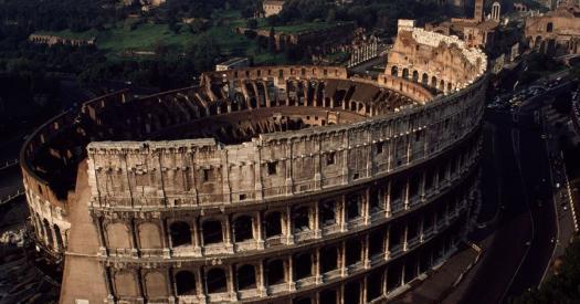 Ancient Rome Interesting Trivia Facts! Quiz
