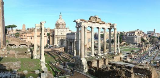A Quiz On The Roman Forum