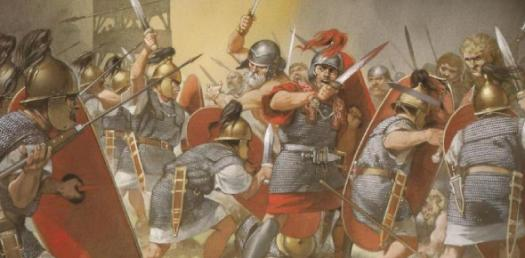 Ancient Rome Quiz For 7th Grade!