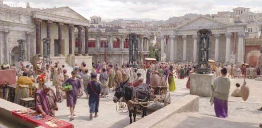 Aspects Of Ancient Roman Life