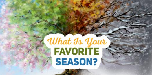 Take This Quiz To Know Your Favorite Season!